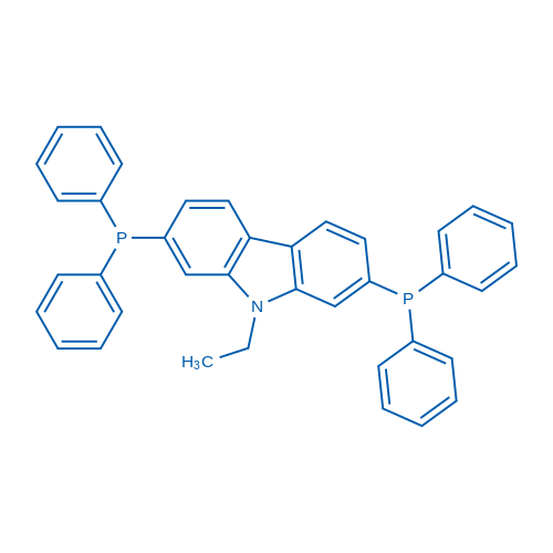 2,7-Bis(diphenylphosphino)-9-ethyl-9H-carbazole