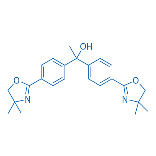 1,1-Bis(4-(4,4-dimethyl-4,5-dihydrooxazol-2-yl)phenyl)ethanol