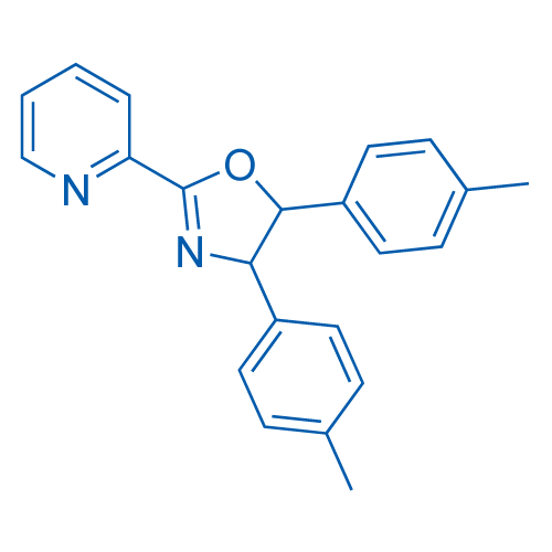 2-(Pyridin-2-yl)-4,5-di-p-tolyloxazole