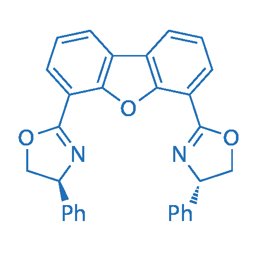 4,6-Bis((S)-4-Phenyl-4,5-dihydrooxazol-2-yl)dibenzo[b,d]furan