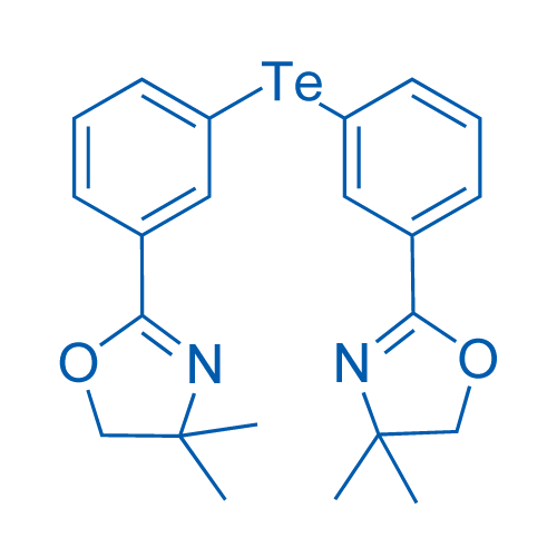 Bis(2-(4,4-Dimethyl-4,5-dihydrooxazol-2-yl)phenyl)tellane