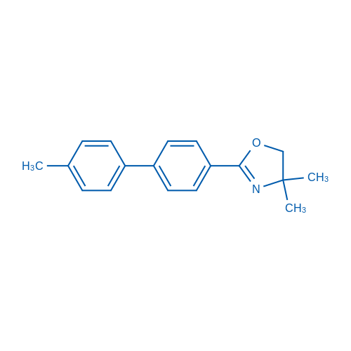 4,4-Dimethyl-2-(4'-methyl-[1,1'-biphenyl]-4-yl)-4,5-dihydrooxazole