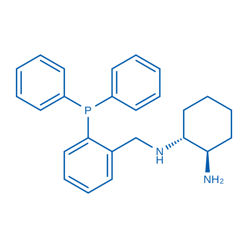 (1R,2R)-N1-(2-(Diphenylphosphino)benzyl)cyclohexane-1,2-diamine