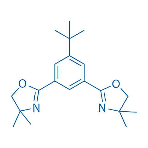 2,2'-(5-(tert-Butyl)-1,3-phenylene)bis(4,4-Dimethyl-4,5-dihydrooxazole)