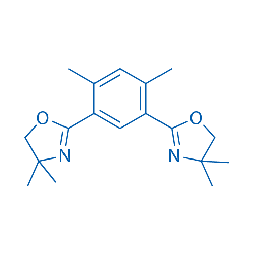 2,2'-(4,6-Dimethyl-1,3-phenylene)bis(4,4-Dimethyl-4,5-dihydrooxazole)