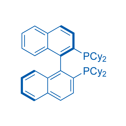 (R)-2,2'-Bis(dicyclohexylphosphino)-1,1'-binaphthalene