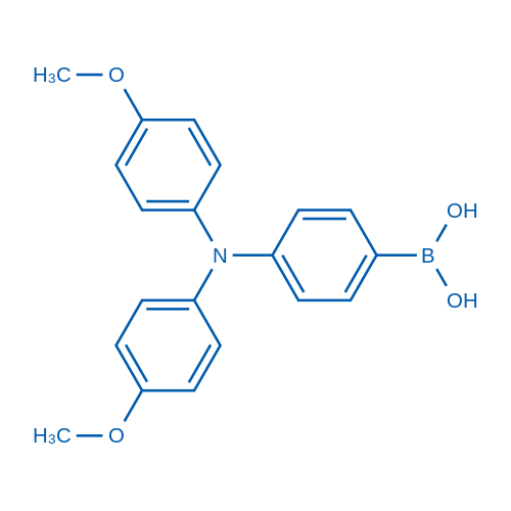 (4-(Bis(4-methoxyphenyl)amino)phenyl)boronic acid