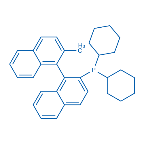 (1R)-Dicyclohexyl(2'-methyl-[1,1'-binaphthalen]-2-yl)phosphine