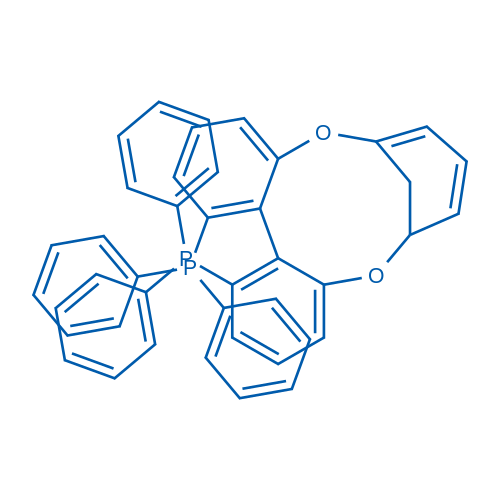 (15aR)-(6H-6,10-Methanodibenzo[b,d][1,6]dioxacycloundecine-1,15-diyl)bis(diphenylphosphine)