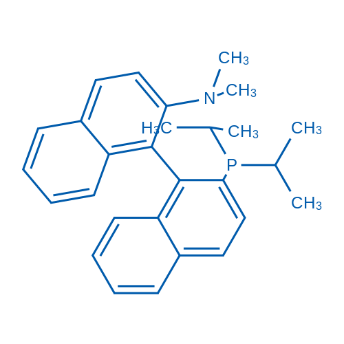 (1R)-2'-(Diisopropylphosphino)-N,N-dimethyl-[1,1'-binaphthalen]-2-amine
