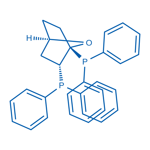 (1R,2R,4R)-7-Oxabicyclo[2.2.1]heptane-1,2-diylbis(diphenylphosphine)