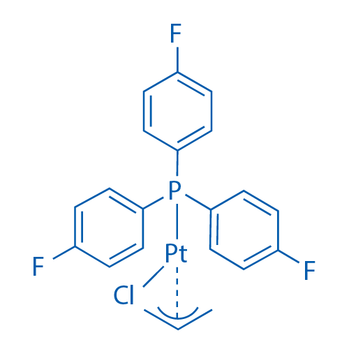 Platinum, chloro(η3-2-propenyl)[tris(4-fluorophenyl)phosphine]-