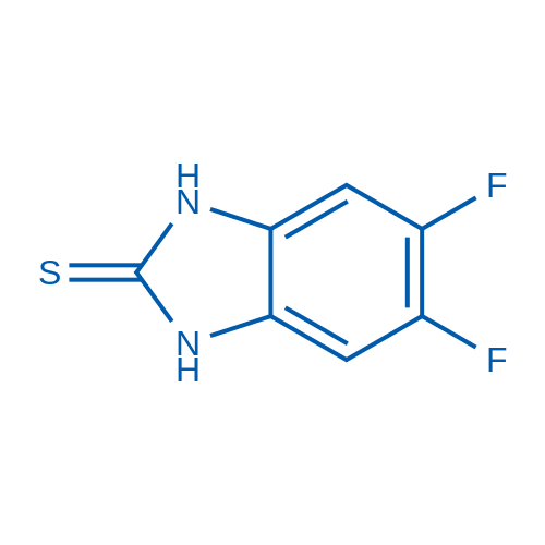 5,6-Difluoro-1H-benzo[d]imidazole-2(3H)-thione