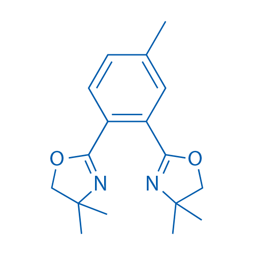 2,2'-(4-Methyl-1,2-phenylene)bis(4,4-Dimethyl-4,5-dihydrooxazole)