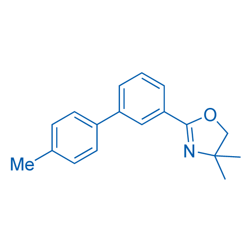 4,4-Dimethyl-2-(4'-methyl-[1,1'-biphenyl]-3-yl)-4,5-dihydrooxazole