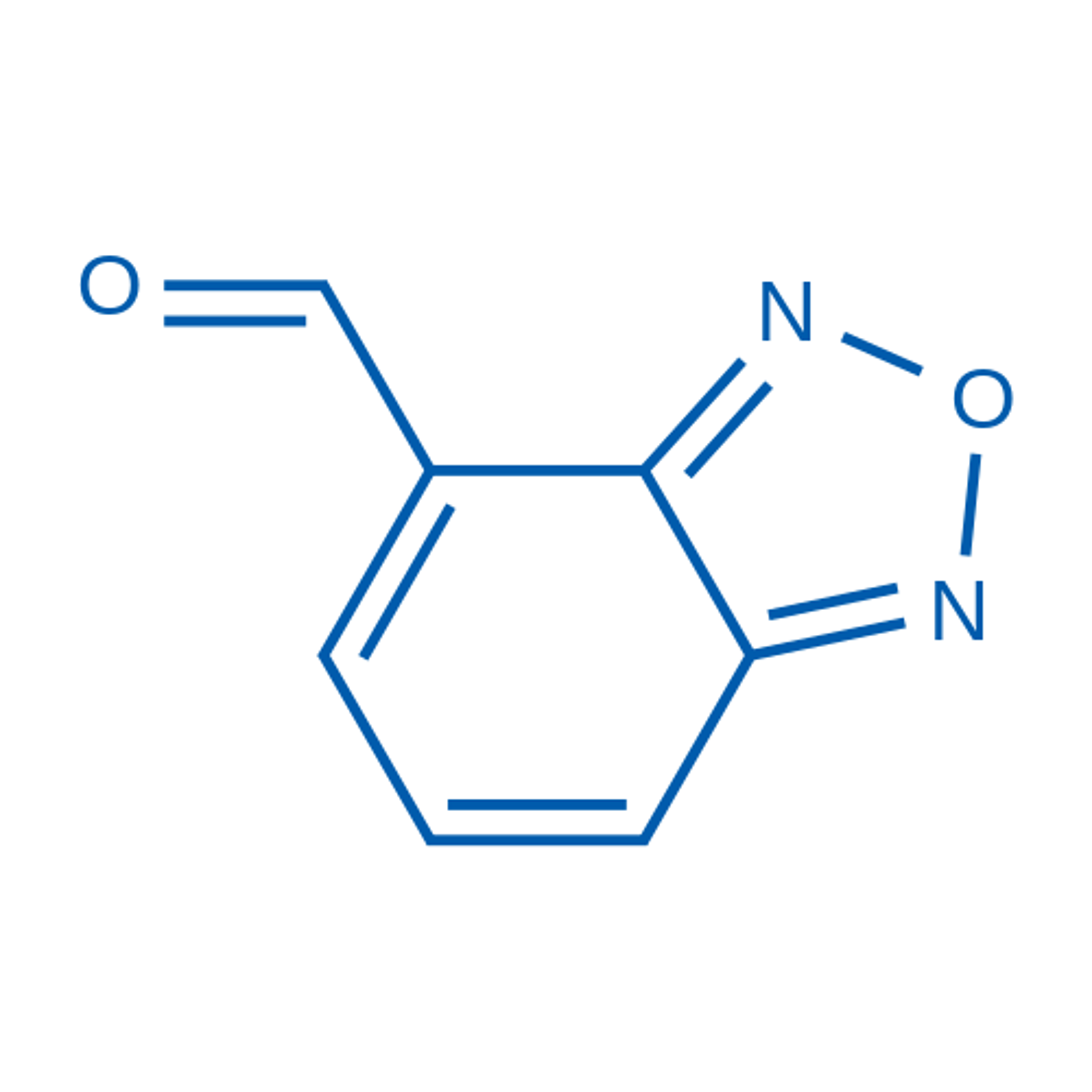 4-Benzofurazancarboxaldehyde