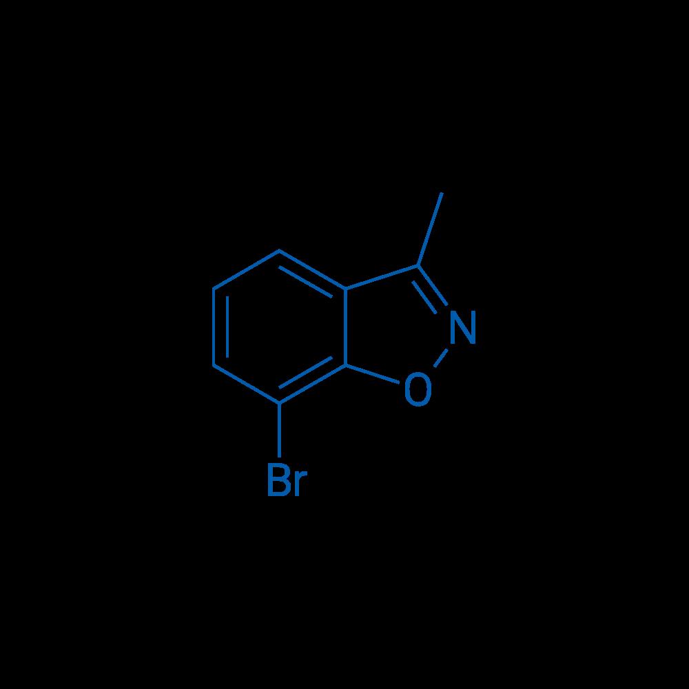 7-Bromo-3-methylbenzo[d]isoxazole