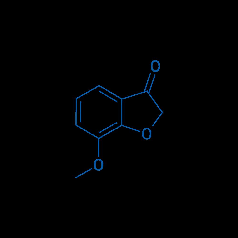 7-Methoxybenzofuran-3(2H)-one