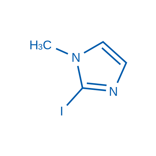 2-Iodo-1-methyl-1H-imidazole