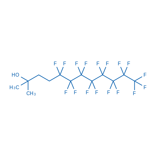 5,5,6,6,7,7,8,8,9,9,10,10,11,11,12,12,12-Heptadecafluoro-2-methyldodecan-2-ol