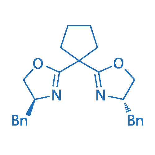 (4S,4'S)-2,2'-(Cyclopentane-1,1-diyl)bis(4-benzyl-4,5-dihydrooxazole)