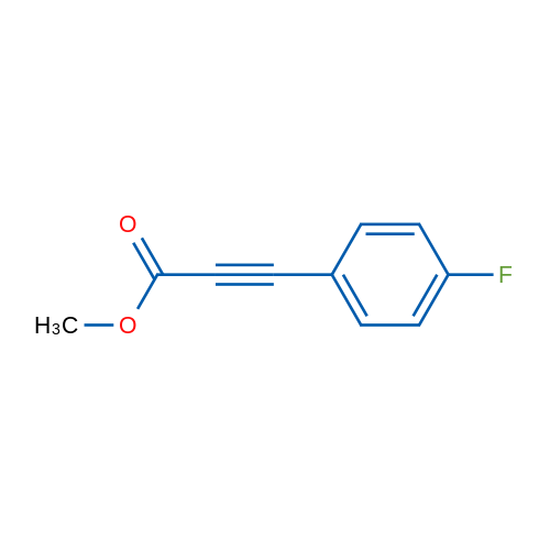 Methyl 3-(4-fluorophenyl)propiolate