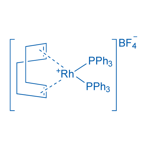 (1,5-Cyclooctadiene)bis(triphenylphosphine)rhodium(1+) tetrafluoroborate