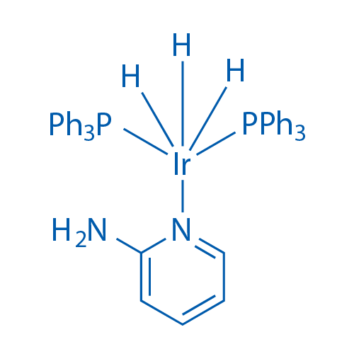 Trihydrido(2-aminopyridine)bis(triphenylphosphine)iridium(III)