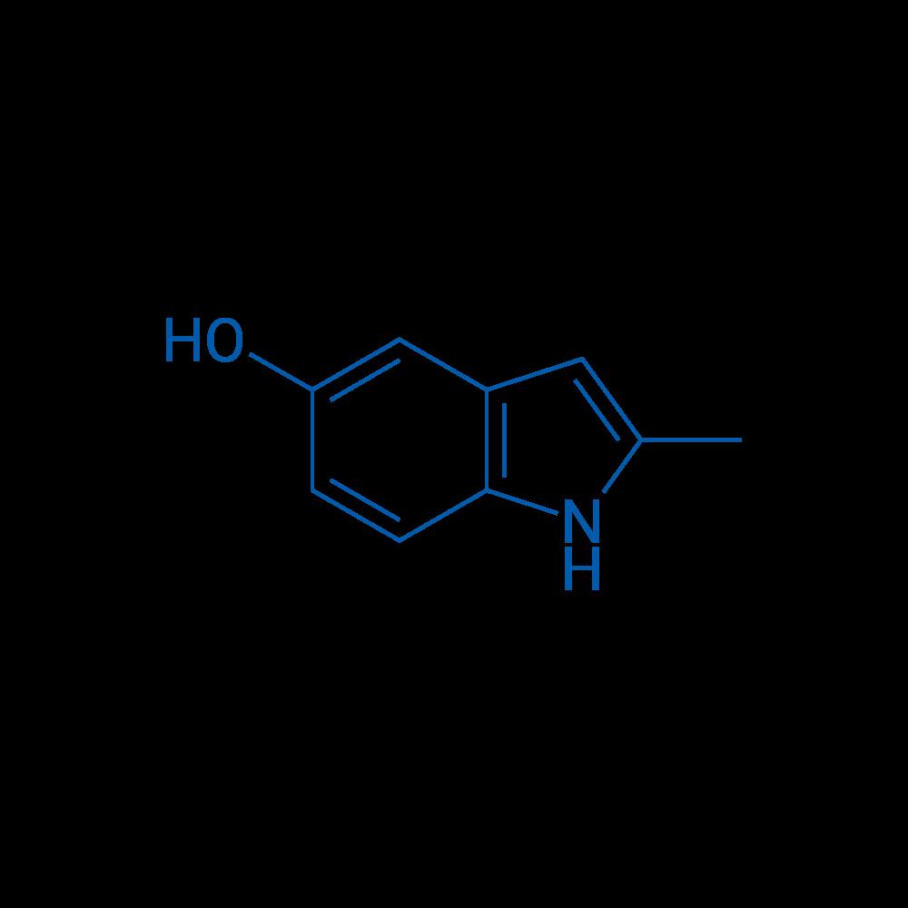 2-Methyl-1H-indol-5-ol