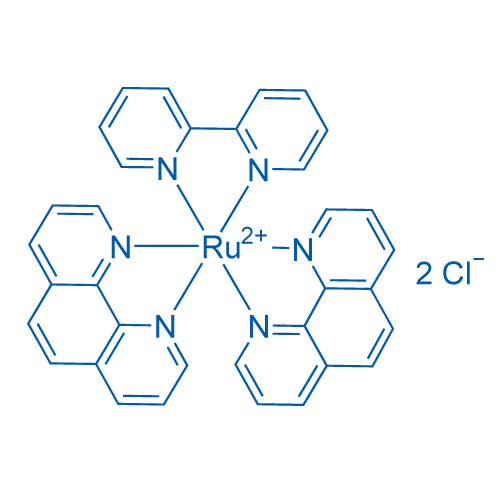 Dichloridebis(1,10-phenanthroline)(2,2'-bipyridine)ruthenium(II)