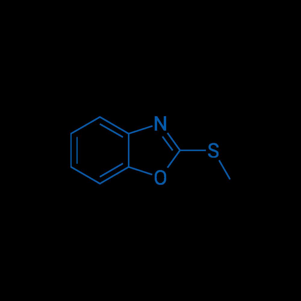 2-(Methylthio)benzo[d]oxazole