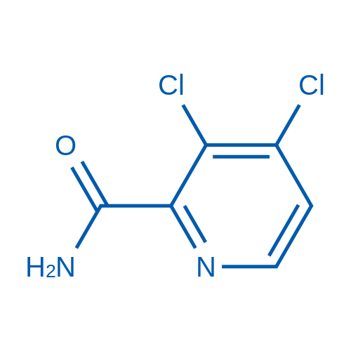 3,4-Dichloropicolinamide