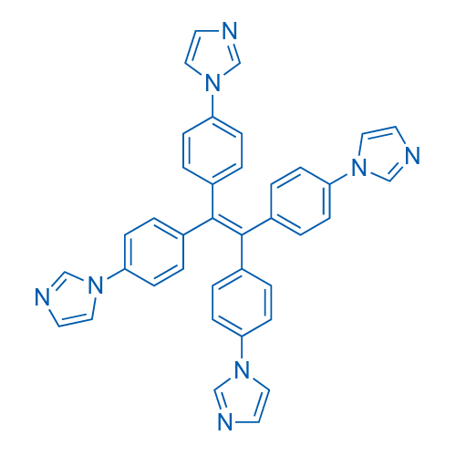 1,1,2,2-Tetrakis(4-(1H-imidazol-1-yl)phenyl)ethene