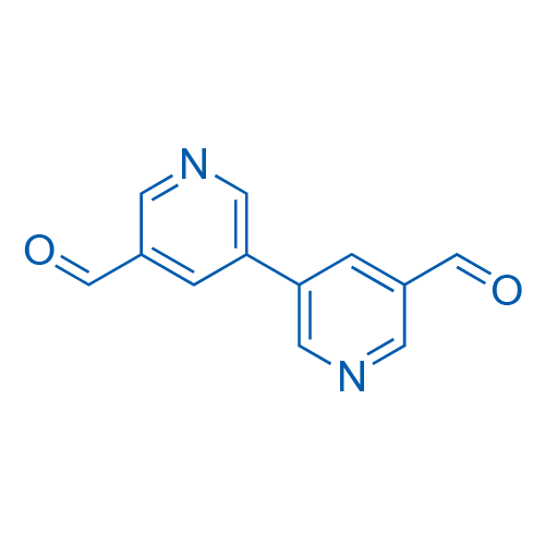 [3,3'-Bipyridine]-5,5'-dicarbaldehyde