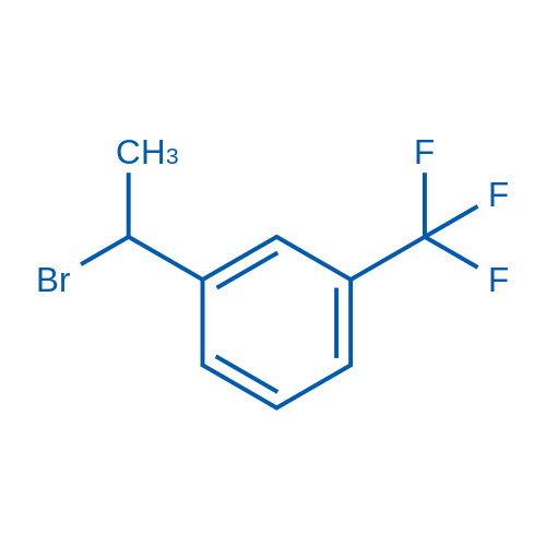 1-(1-Bromoethyl)-3-(trifluoromethyl)benzene