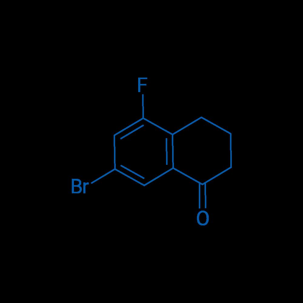 7-Bromo-5-fluoro-3,4-dihydronaphthalen-1(2H)-one