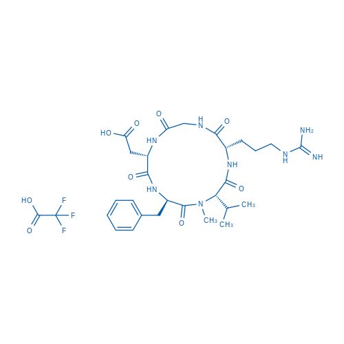 Cilengitide trifluoroacetate