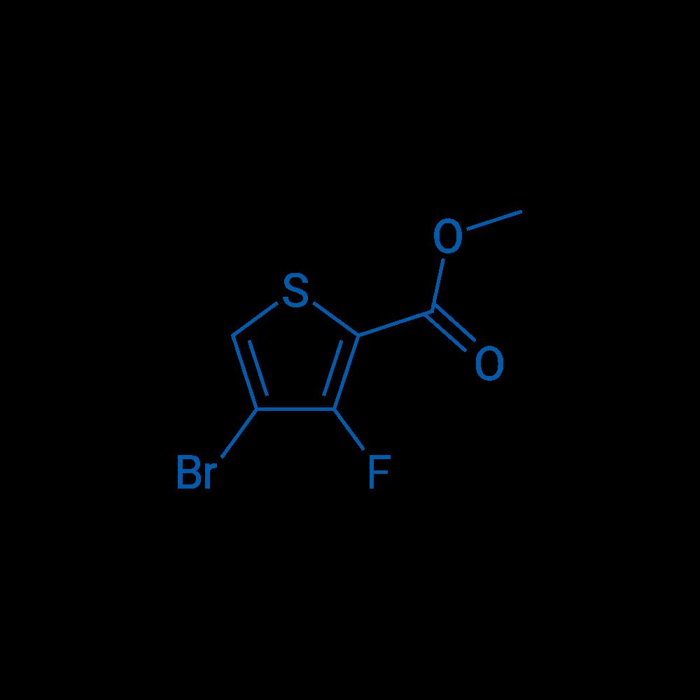 Methyl 4-bromo-3-fluorothiophene-2-carboxylate