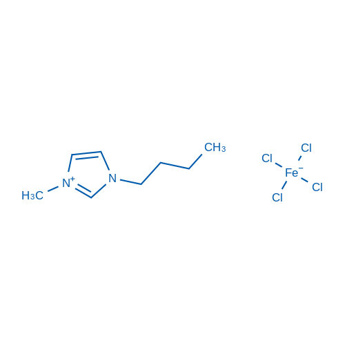 1-Butyl-3-methyl-1H-imidazol-3-ium tetrachloroferrate(III)