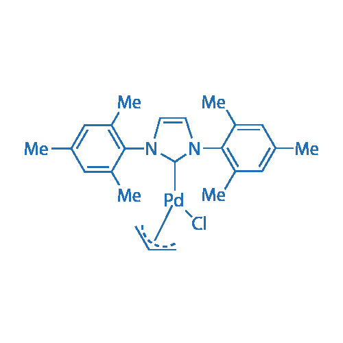 Allyl(1,3-dimesityl-1H-imidazol-2(3H)-ylidene)palladium(IV) chloride