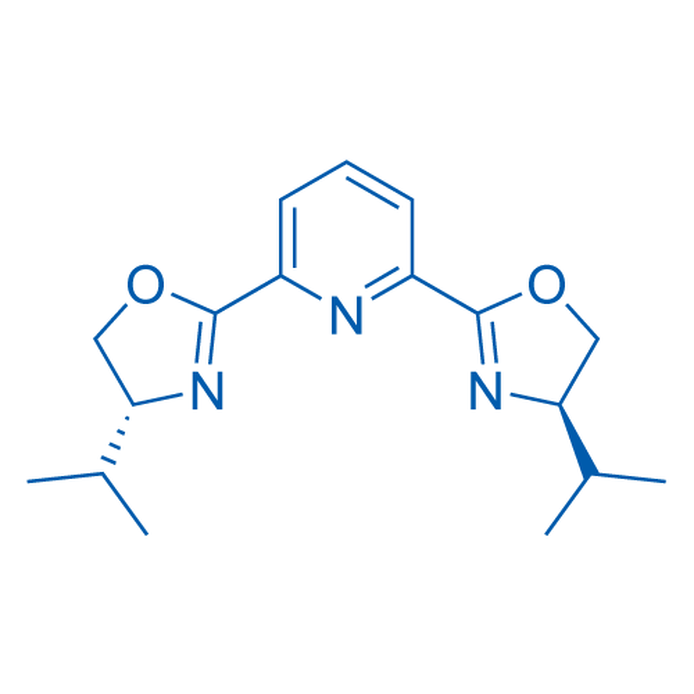2,6-Bis((R)-4-isopropyl-4,5-dihydrooxazol-2-yl)pyridine