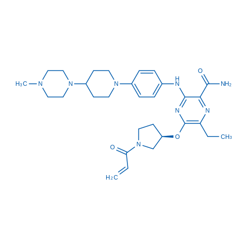 Naquotinib