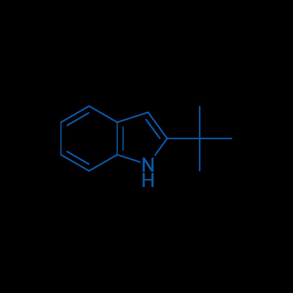 2-(tert-Butyl)-1H-indole