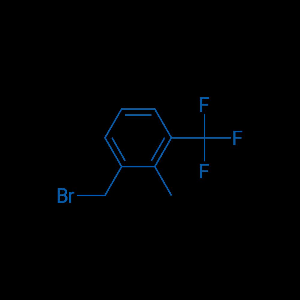 1-(Bromomethyl)-2-methyl-3-(trifluoromethyl)benzene