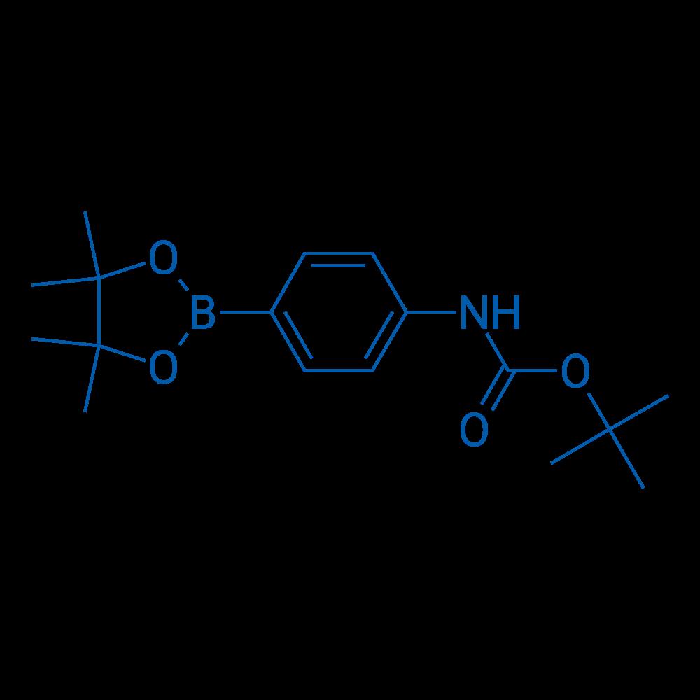 tert-Butyl (4-(4,4,5,5-tetramethyl-1,3,2-dioxaborolan-2-yl)phenyl)carbamate