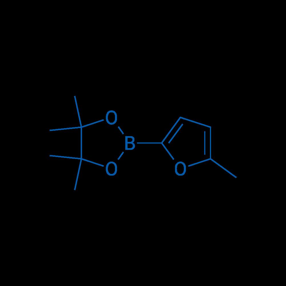4,4,5,5-Tetramethyl-2-(5-methylfuran-2-yl)-1,3,2-dioxaborolane