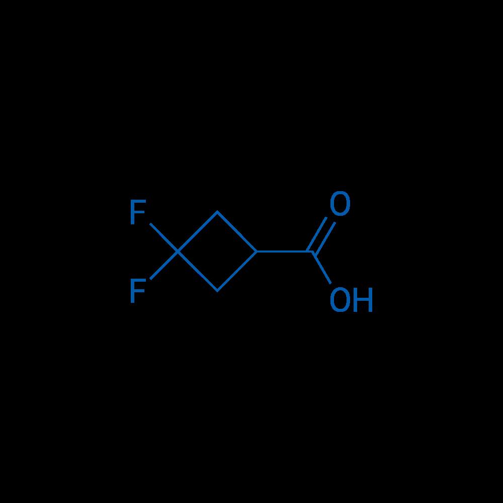 3,3-Difluorocyclobutanecarboxylic acid