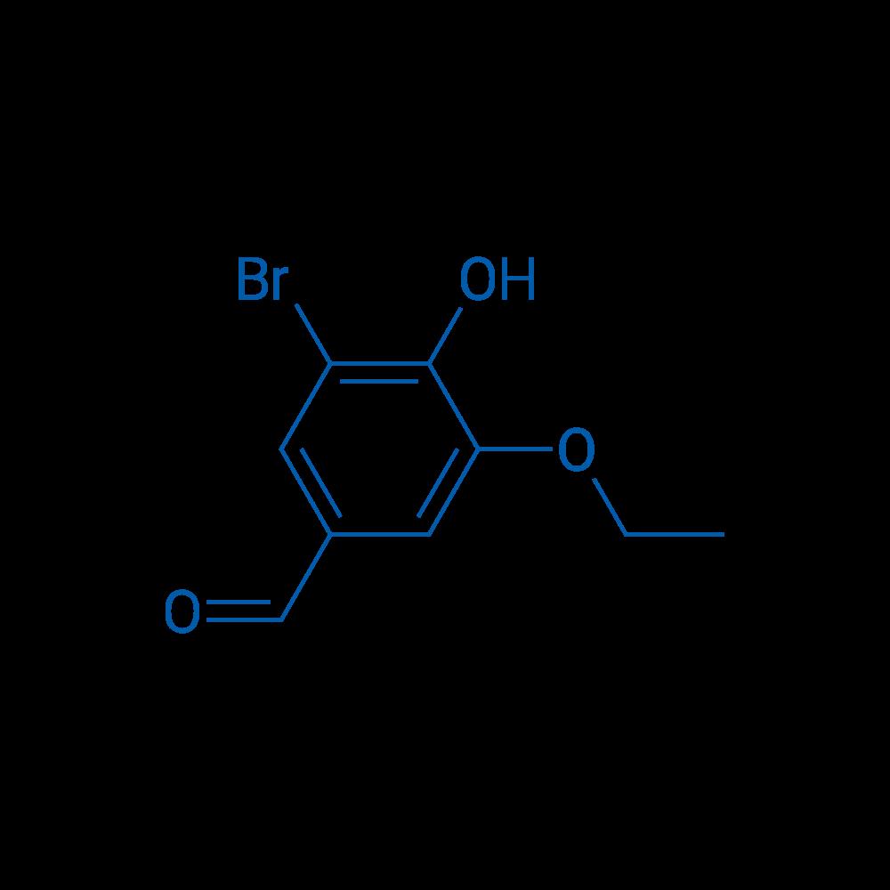 3-Bromo-5-ethoxy-4-hydroxybenzaldehyde