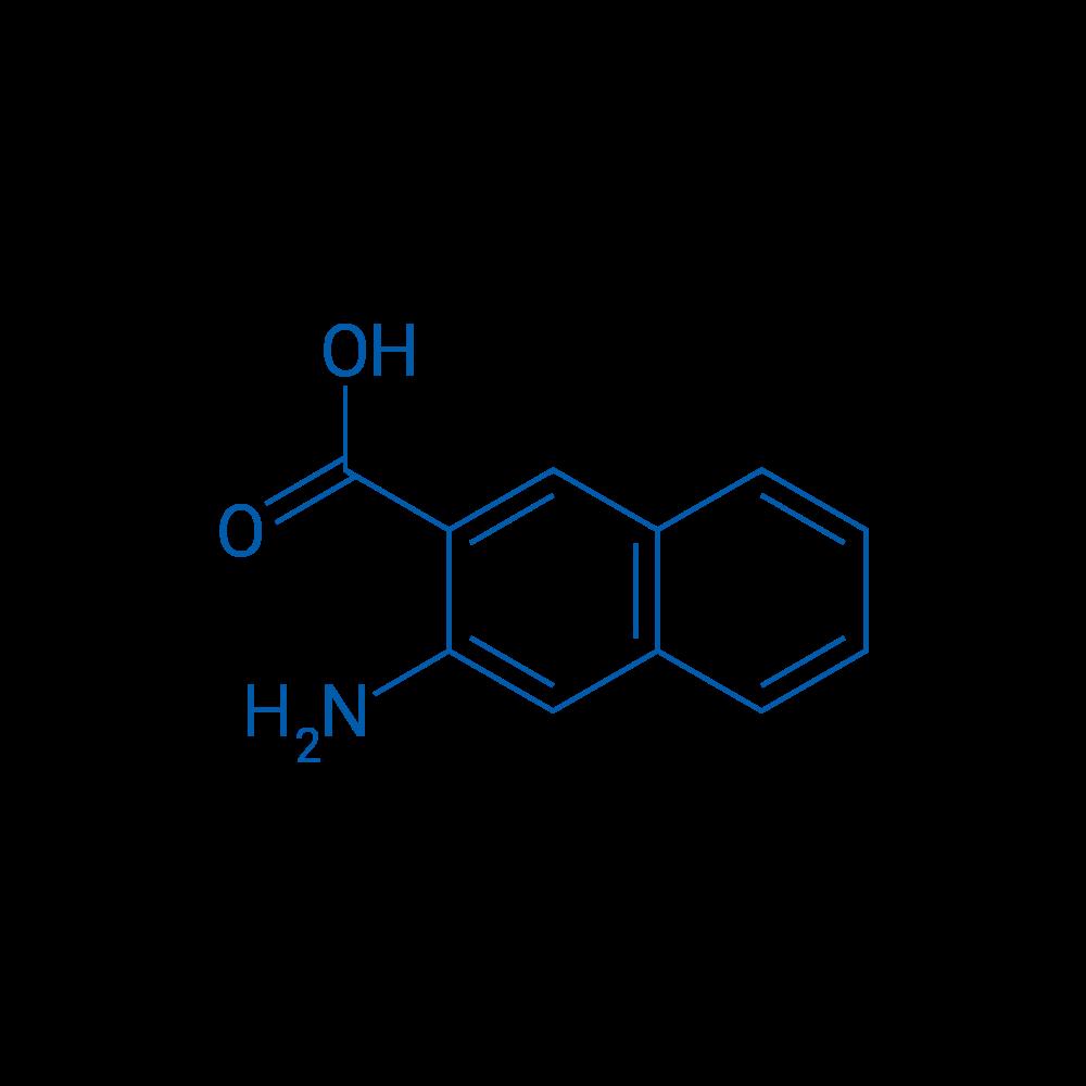 3-Amino-2-naphthoic acid