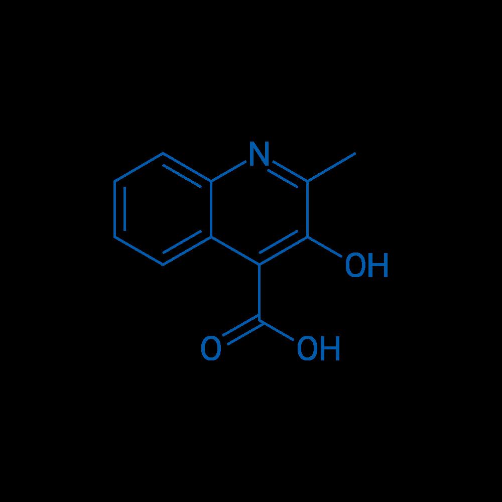 3-Hydroxy-2-methylquinoline-4-carboxylic acid